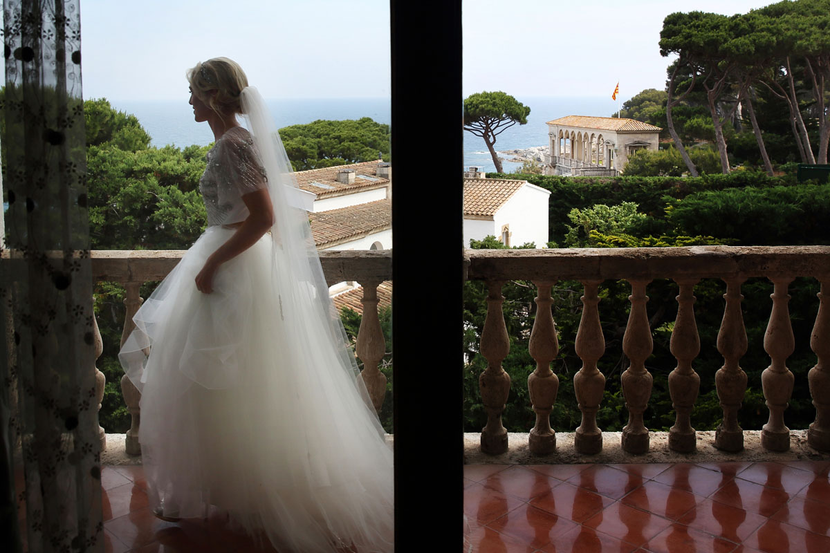 Destination wedding in the costa brava 11