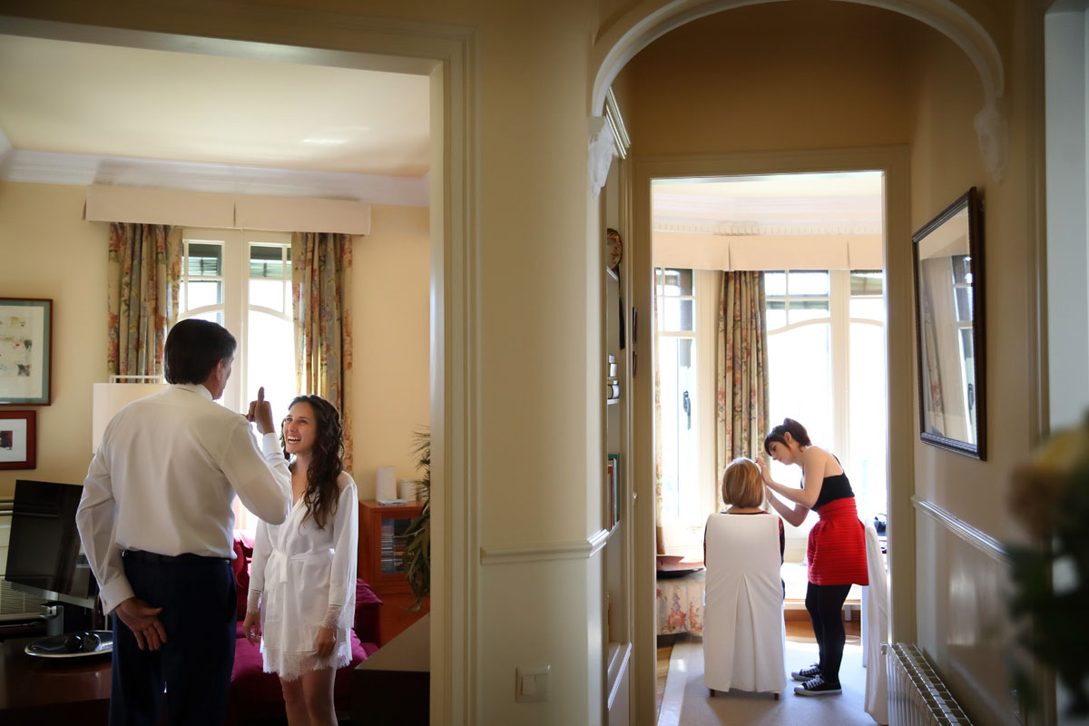 Civil ceremony in the castle sant marcal 03