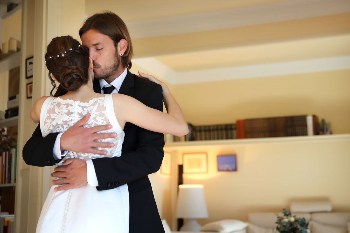 Civil ceremony in the castle sant marcal 07