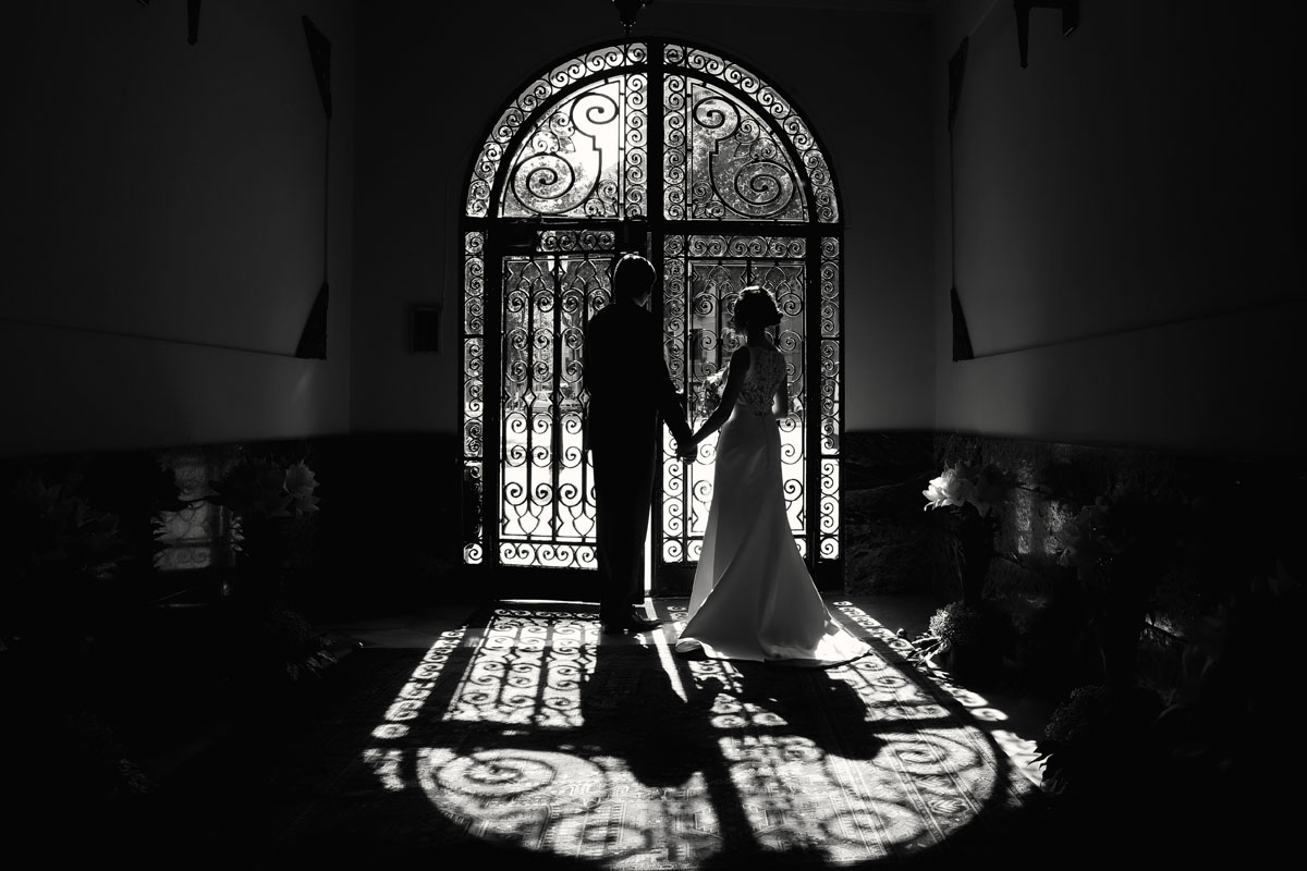Civil ceremony in the castle sant marcal 09