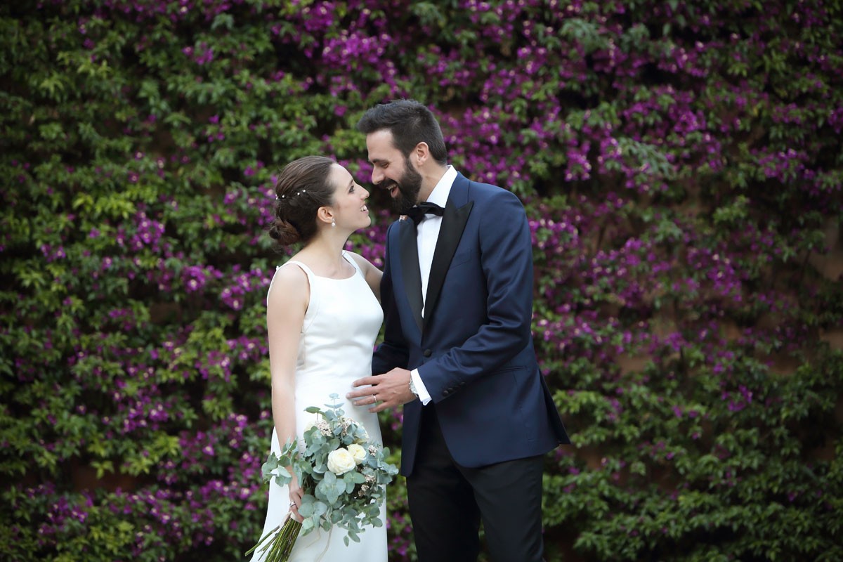 Civil ceremony in the castle sant marcal 31