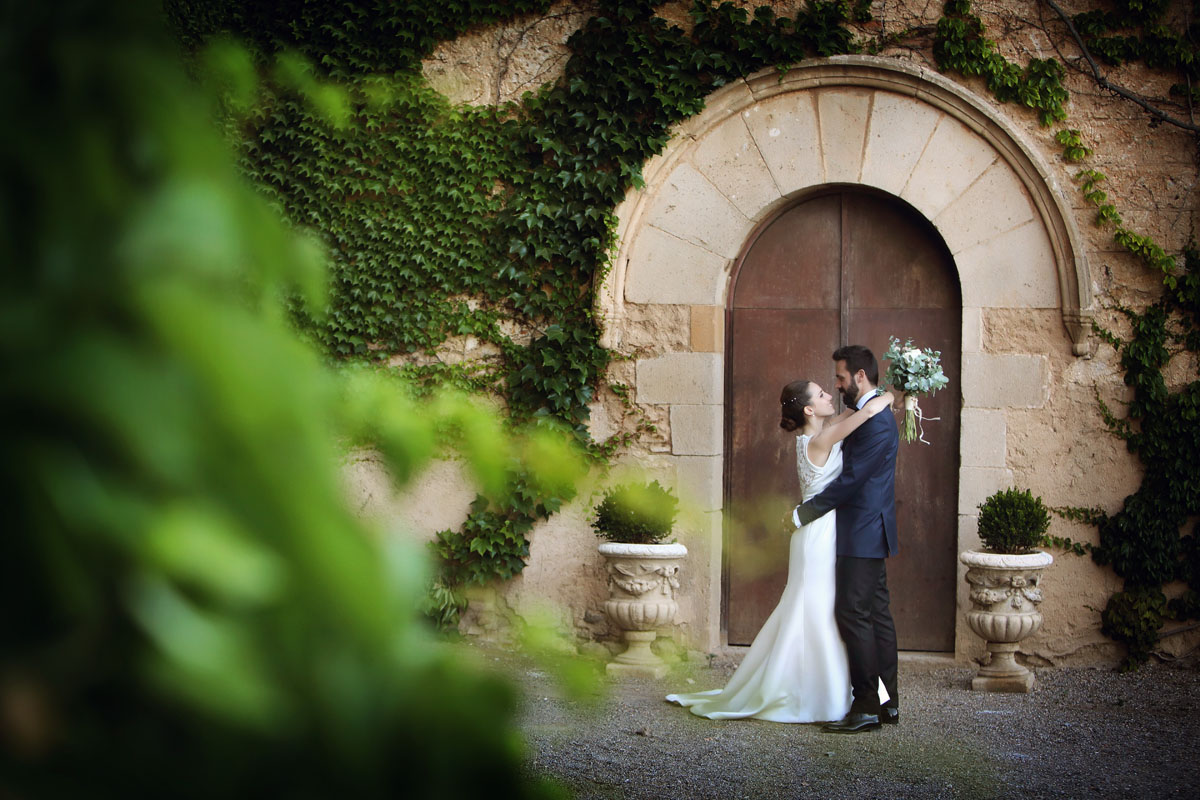 Civil ceremony in the castle sant marcal 32