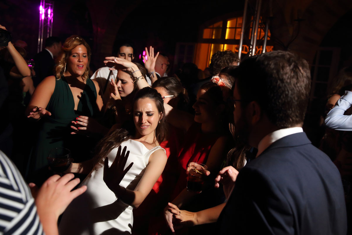 Civil ceremony in the castle sant marcal 50